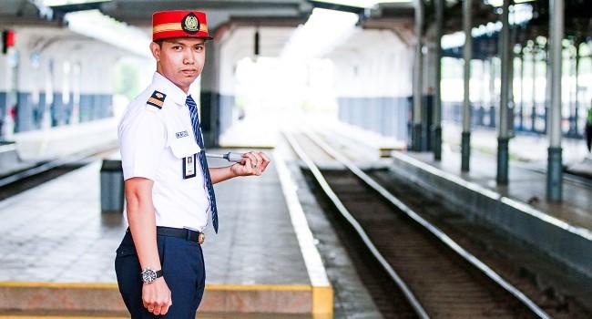 Contoh Surat Lamaran Kerja Di PT. Kereta Api Indonesia (KAI) Format Umum