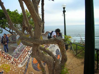 Parque del Amor, Lima, Perú, La vuelta al mundo de Asun y Ricardo, round the world, mundoporlibre.com