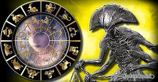 Veja os monstruosos Signos do Zodíaco como você nunca imaginou