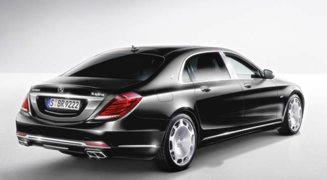 2017 mercedes benz maybach s600 sedan auto review release