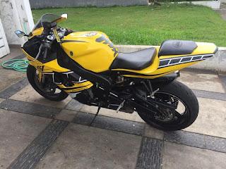 DIJUAL Yamaha R1 Tahun 2000 Harga MERONTA
