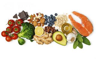 Makanan sihat baik untuk badan