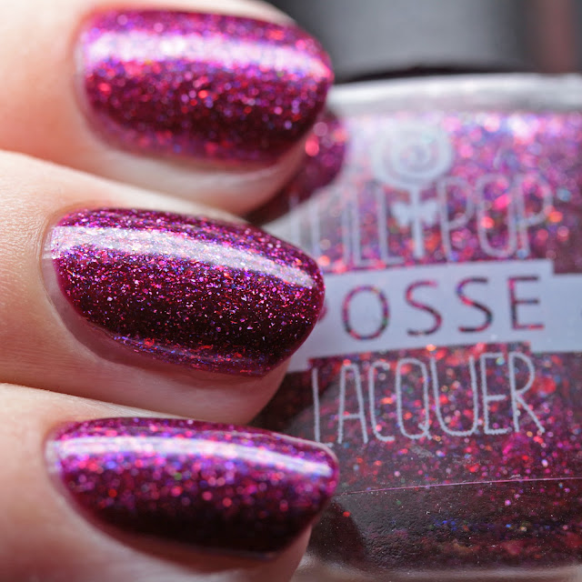 Lollipop Posse Lacquer The Queen of Swords