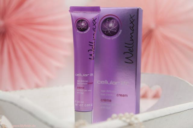 cellular lift age defense eye contour cream