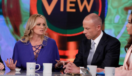 Stormy Daniels sues Trump for defamation over 'con job' tweet