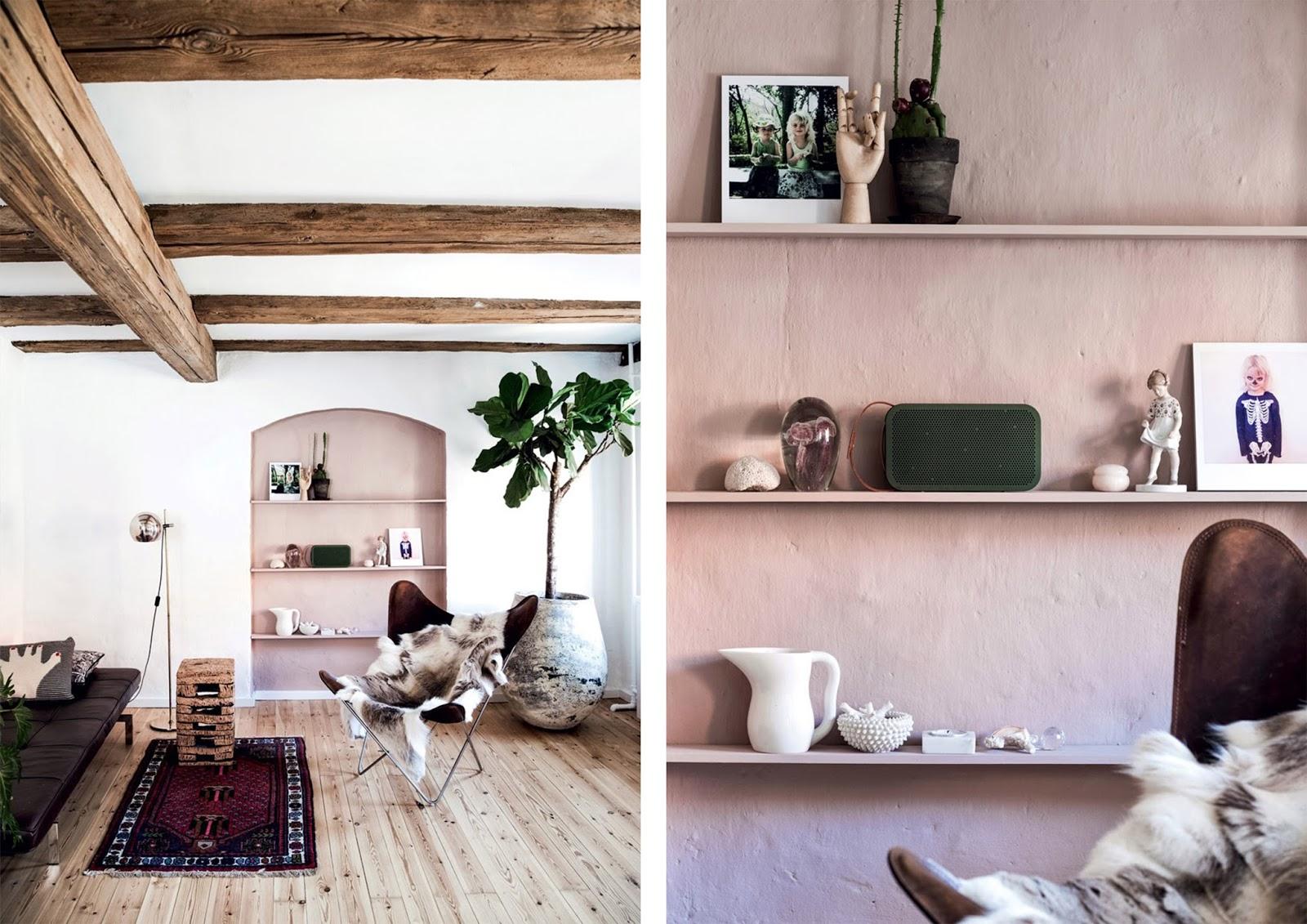 Costo Travi In Legno Per Soffitto : Appartamento con soffitti bassi travi a vista e arredi