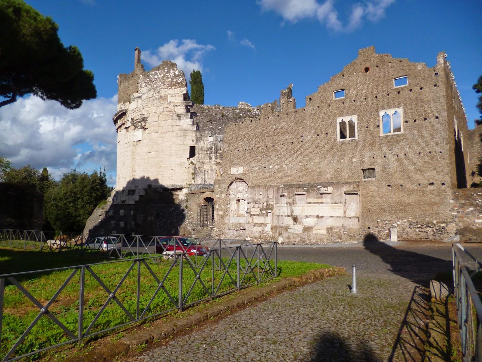 P1020681 - Villa dei Quintili
