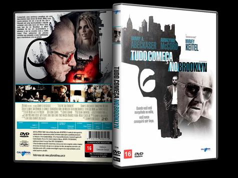 Capa DVD Tudo Começa no Brooklin