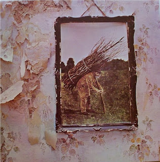 Led Zeppelin IV Zoso Record Album