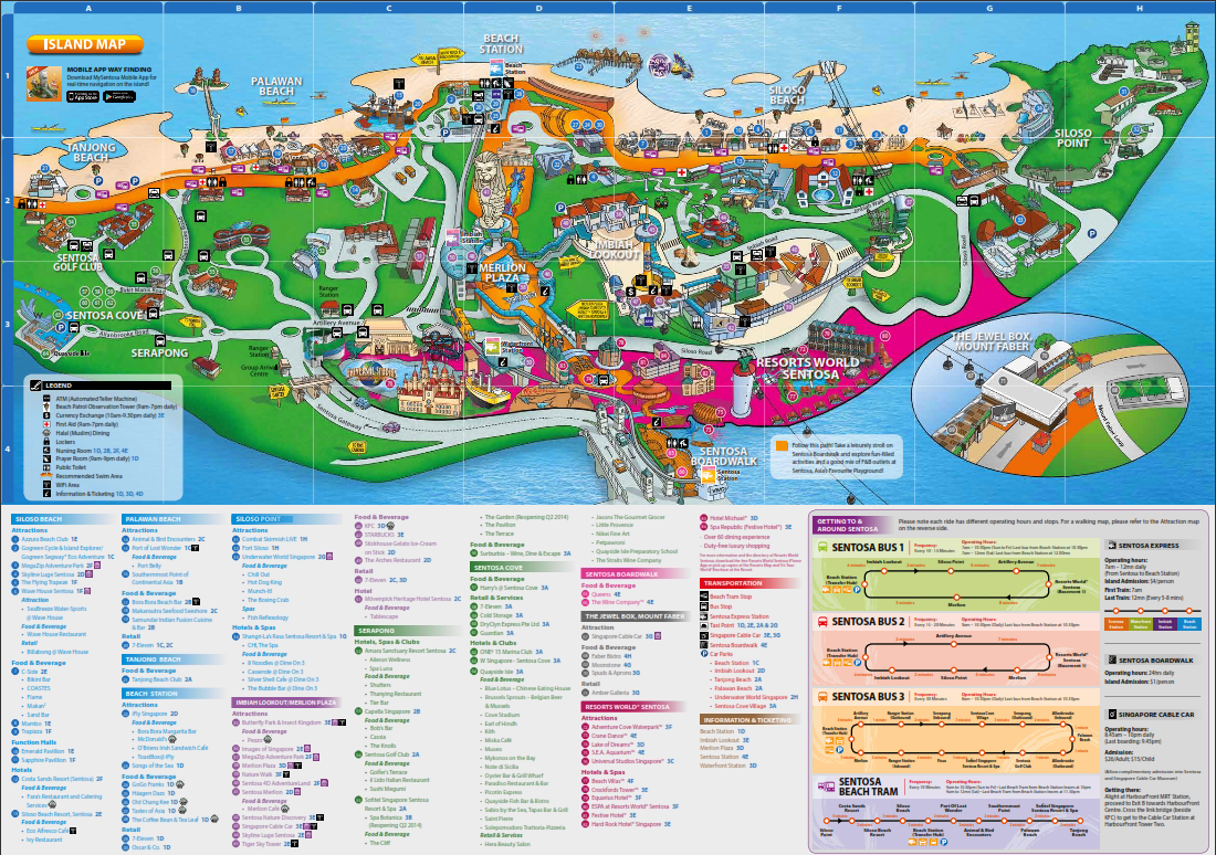 Cara Ke Sentosa Island Liburan Singapore Tiket Sea Aquarium
