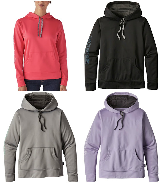 BackCountry: Patagonia Outline Text Logo Polycycle Hoodies only $30 (reg $65)!