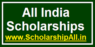 All Scholarships in India