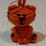 patron gratis tigre amigurumi | free amiguru pattern tiger