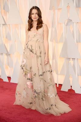 Keira Knightley Oscars 2015