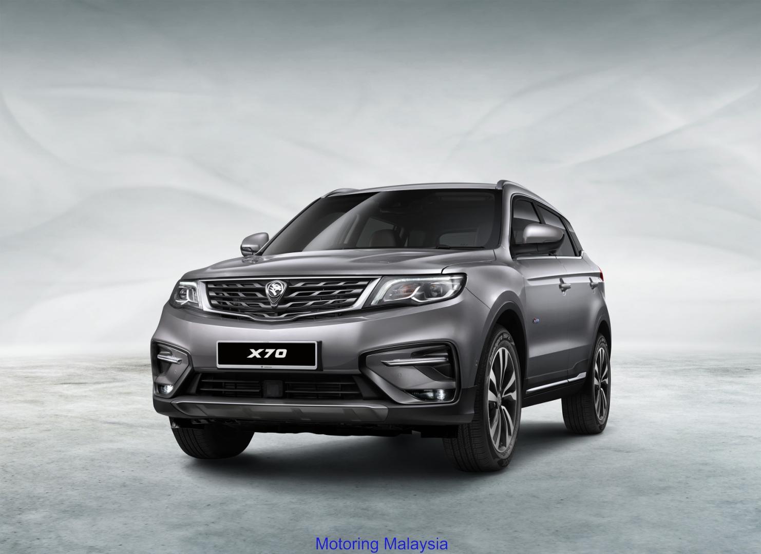 Motoring Malaysia Proton Previews Their Latest Car The