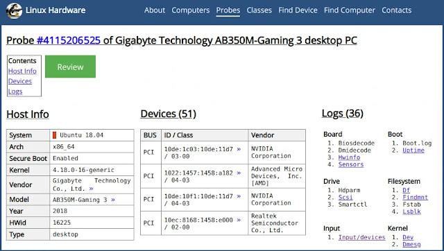 utilitario-informação-hardware-probe-info-componentes-pc-linux