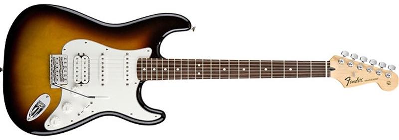 Guitar fender Standard Stratocaster