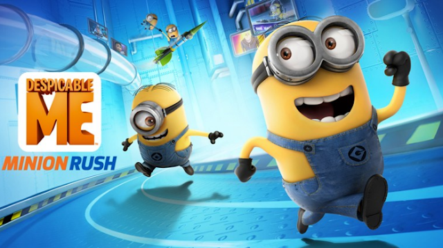 Despicable Me: Minion Rush v4.8.0.i Mod Apk Terbaru (Free Shopping)