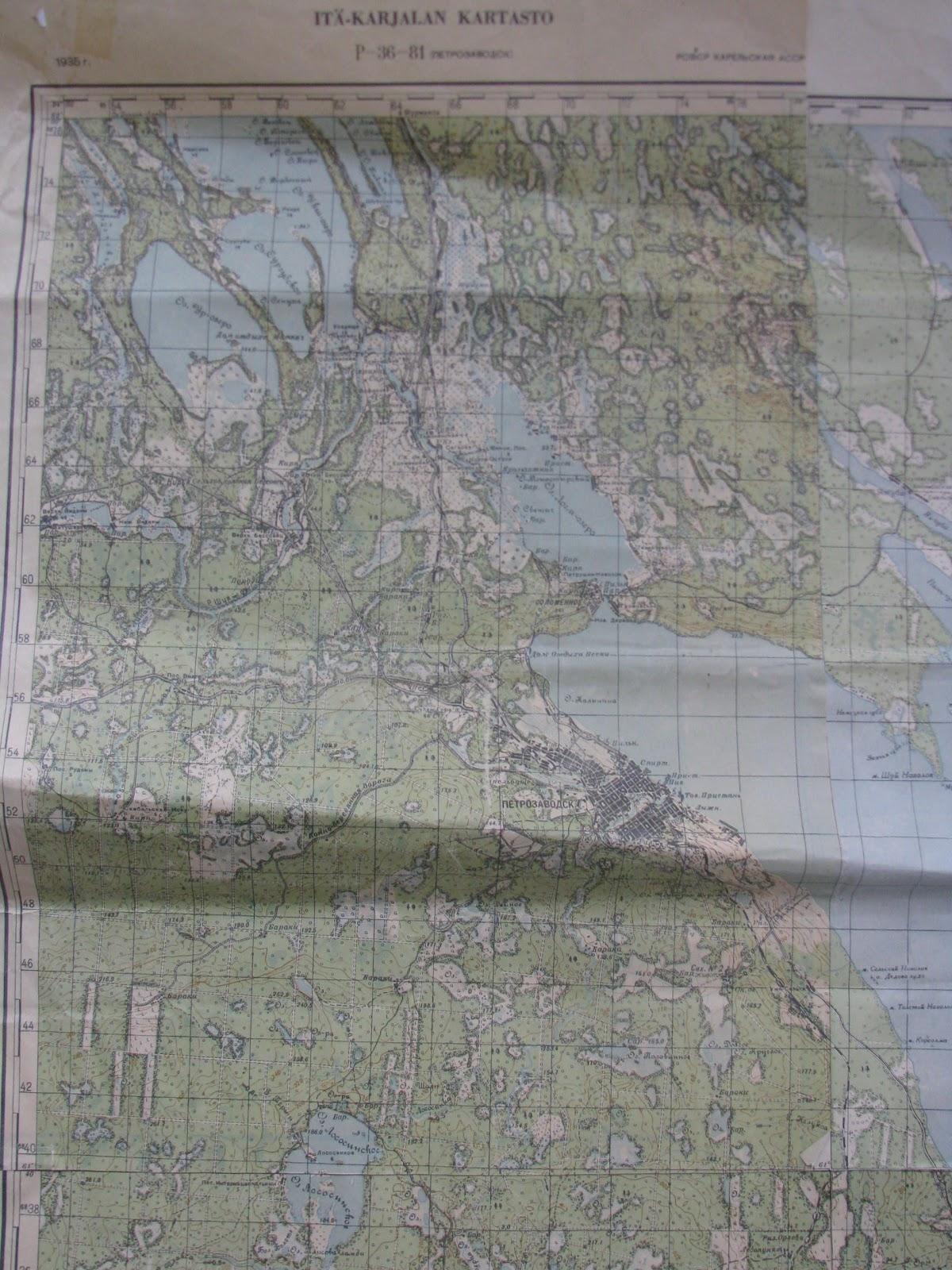 Sotiemme Kartat Aaninen