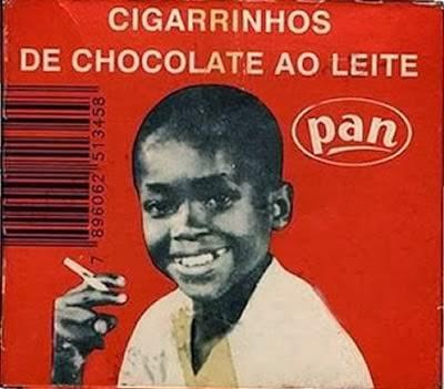 História dos Cigarrinhos de Chocolate (Pan)