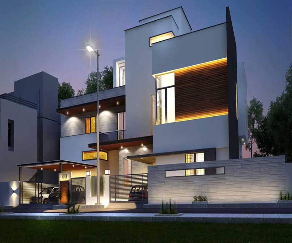 Architectural Designs For Modern Houses: Modern Luxury Home In Architectural Design In Australia