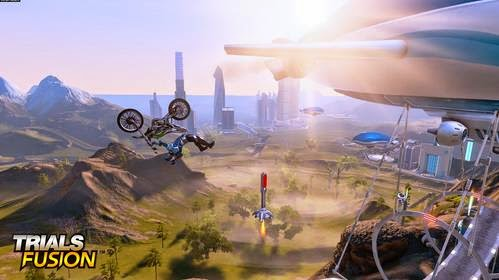 Gameplay Trials Fusion