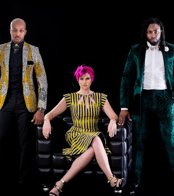 Sonia Ogbonna, Dazzle And Uti, IK  In IEF Fashion Show Promo Shots 44