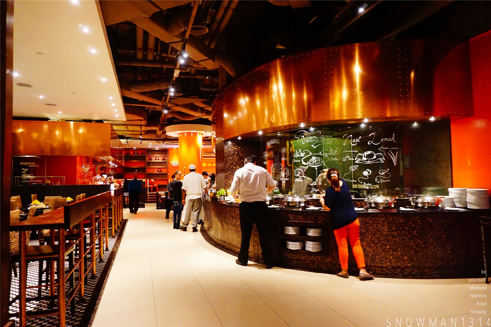 Amazing Temptations Dinner Buffet 3 1 At Renaissance Hotel Kuala Interior Design Ideas Tzicisoteloinfo