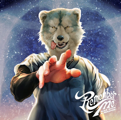 MAN WITH A MISSION - Starlight Syndrome (スターライト・シンドローム) 歌詞 lirik lyrics kanji romaji watch official MV YouTube Track #3 single Remember Me