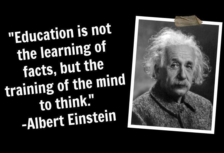 Albert Einstein Reading Quote: Dictionary Quotes