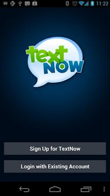 تطبيق TextNow مهكر للأندرويد, تطبيق TextNow كامل للأندرويد