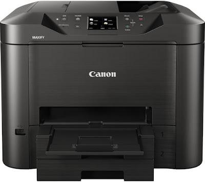 Canon maxify MB5350 Printer Driver Download