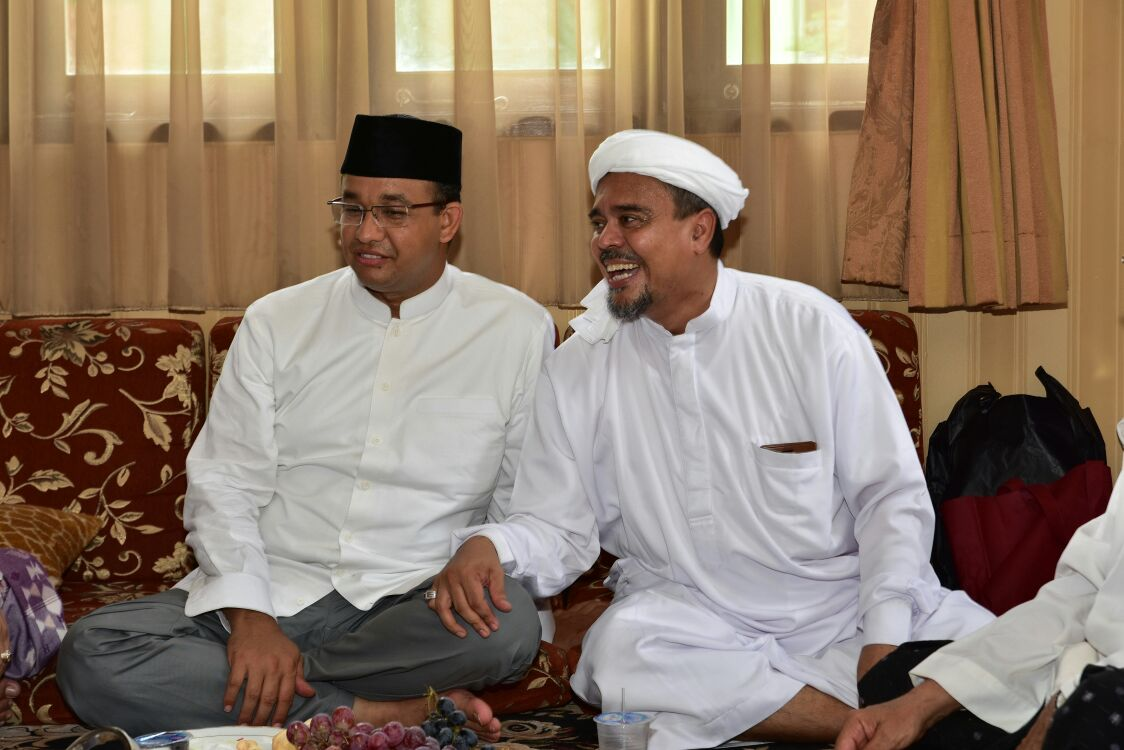 Ngeri, Akan Ada Operasi Rahasia Serang Anies-Sandi & Habib Rizieq