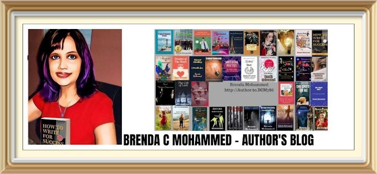 Author's Blog of Brenda C Mohammed