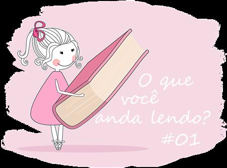 Especial: O que voce anda lendo? #01 8