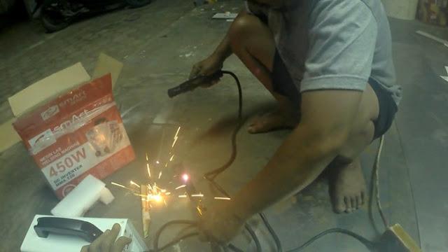 test-mesin-las-listrik-450