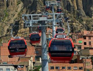 7 Jalur Kereta Gantung dengan Pemandangan Paling Indah