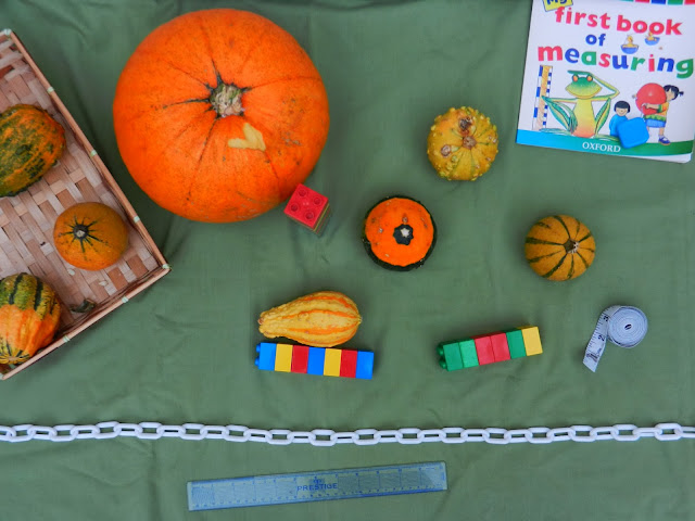 worms eye view early years halloween measuring activity. Black Bedroom Furniture Sets. Home Design Ideas