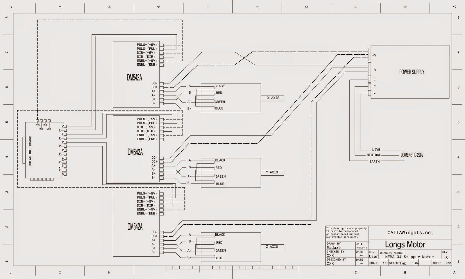 longs motor wiring diagram