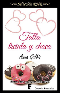 Talla treinta y choco - Anna Galbis