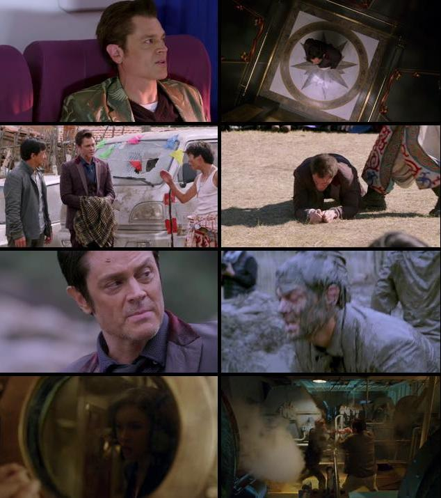 Skiptrace 2016 Dual Audio Hindi 720p WEB-DL