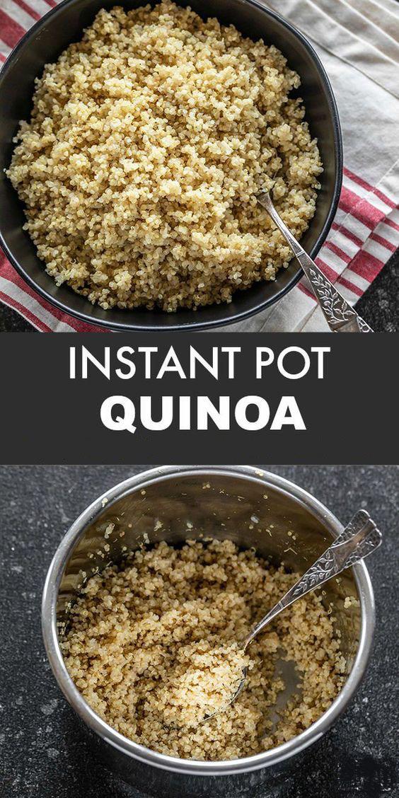 Instant Pot Quinoa