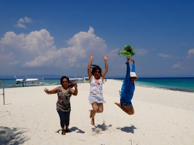Kalanggaman Island, Palompon, Leyte.  Best beaches in the Philippines