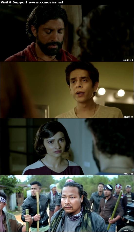 Rock On 2 2017 Hindi 720p DVDRip