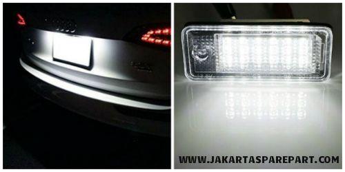 Audi Lampu LED Plat Nomor