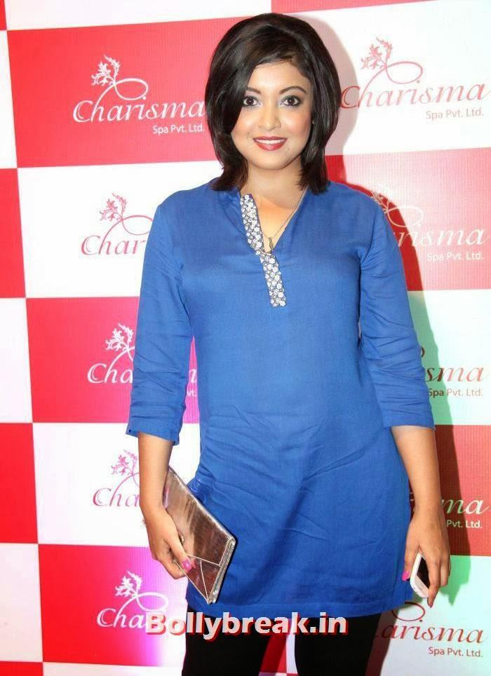 , Sanjeeda Sheikh, Pooja  Misra at Charisma Spa Launch at Lokhandwala Mumbai