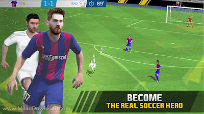 Download Soccer Star 2017 Mod Apk Terbaru For Android