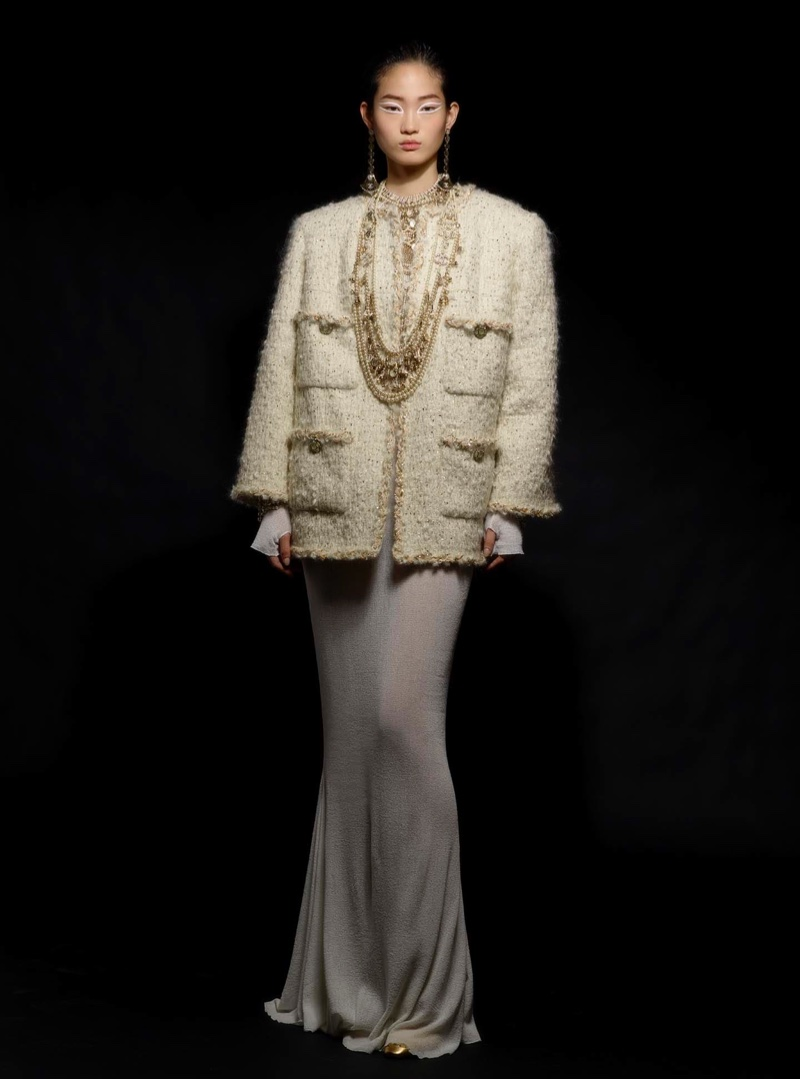Chanel Pre-Fall 2019 Lookbook