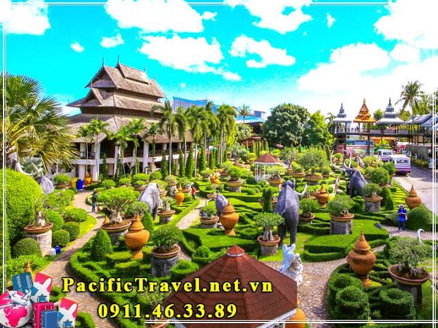 Du lịch Thái Lan 2017 Bangkok Pattaya khởi hành từ TPHCM giá tốt