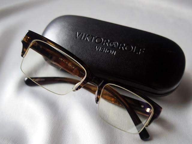 ヴィクター&ロルフの眼鏡